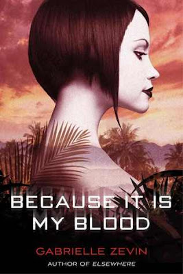 Because It Is My Blood cover