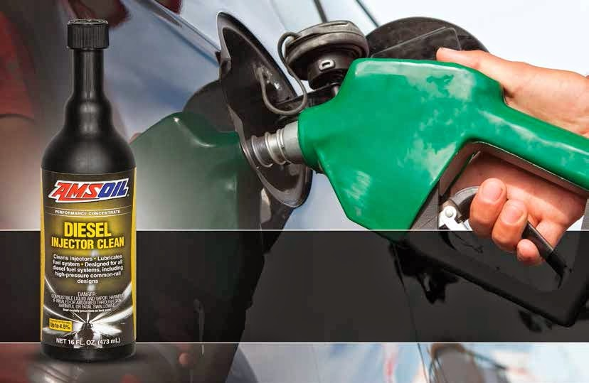 Performance & MPG News: AMSOIL Injector Clean
