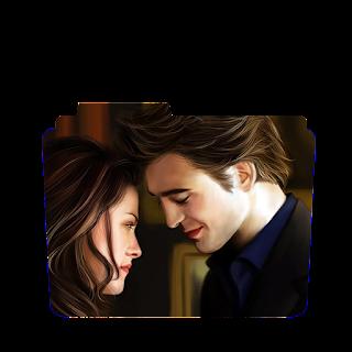 Preview of twilight, Movie, Kristen stewart, Robert pattinson, Wallpaper folder icon