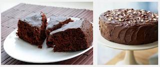 Kue Choco Ring Cake