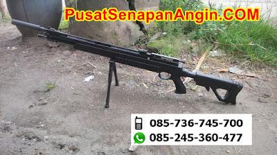 Senapan Gejluk Pasopati AK 16 Terbaru