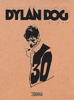 Dylan Dog Diary (cover)