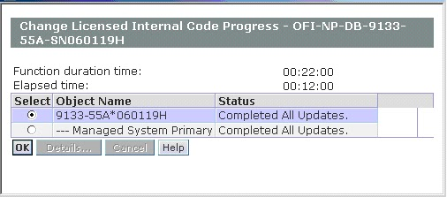 AIX Knowledge Base: Upgrading Firmware on System P5