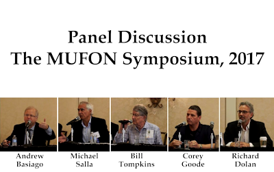 MUFON Panel Discussion