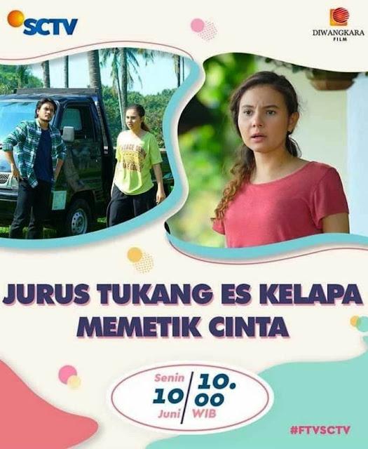 Daftar Nama Pemain FTV Jurus Tukang Es Kelapa Memetik Cinta SCTV Lengkap