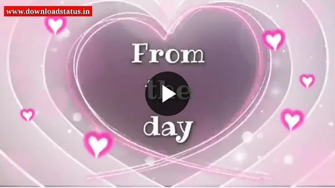 Happy Valentine's Day Whatsapp Status Video Download For Kiss Day