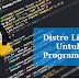 9 Distro Linux Terbaik Untuk Programmer dan Developer