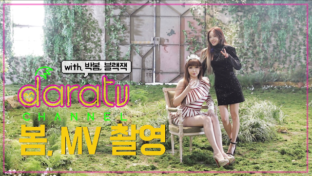 DARATV, BOM MV MAKING FILM