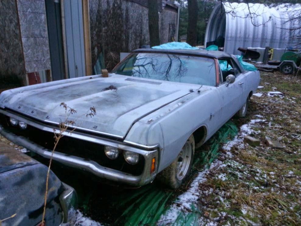 Ghost Cars: 1969-70 Dodge Polara Convertible