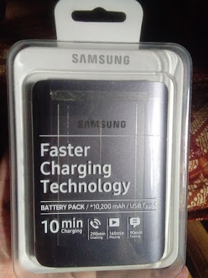 Samsung Battery Pack 10200 mAh