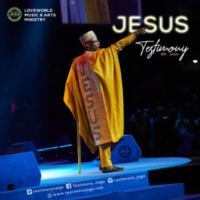 Testimony Jaga - Jesus Lyrics & Audio
