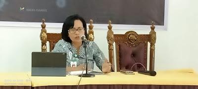 Sekretaris Tim Covid-19 Malra dr. Katrinje Notanubun