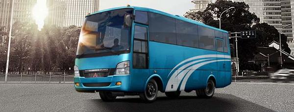 mitsubishi colt diesel super economical fe 83 bc terbaru bus chassis