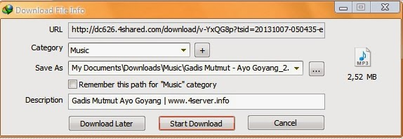 How To Easily Download File In 4shared Without Login Register