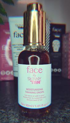 Skinny Tan Moisturising Tanning Drops