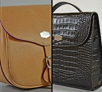 Vinci gratis la borsa Lila luxury naturale o A'nima luxury embossed nera