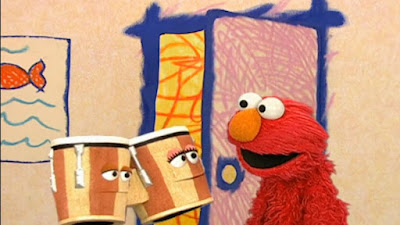 Sesame Street Elmo's World Let's Play Music