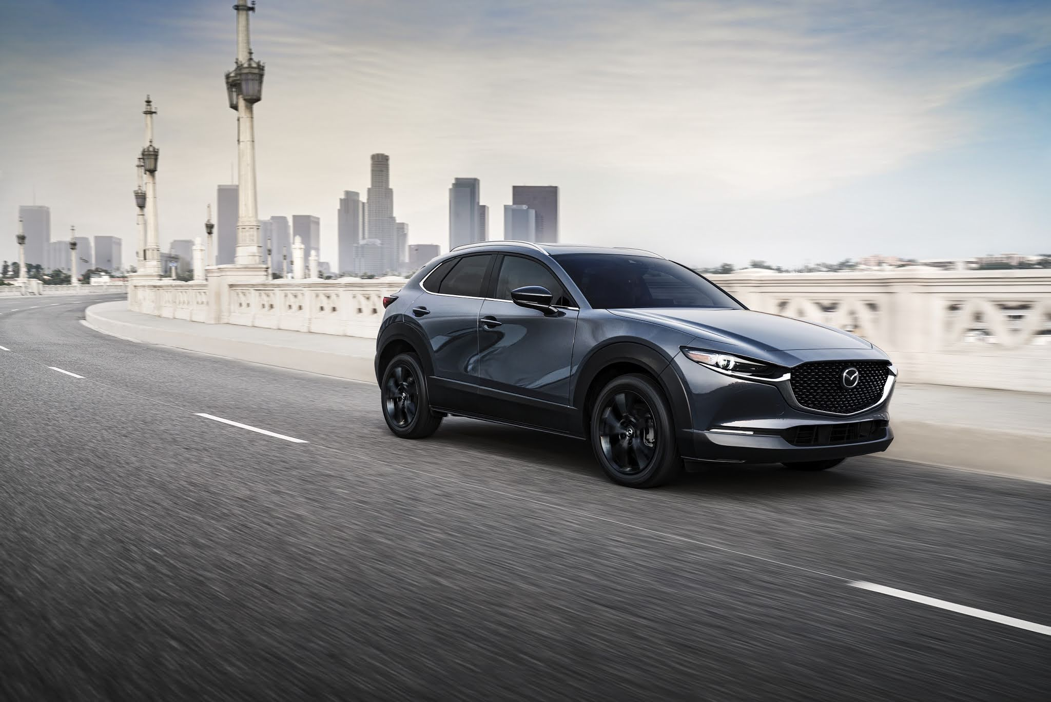 2021 Mazda CX-30 2.5 Turbo: Empowering Performance