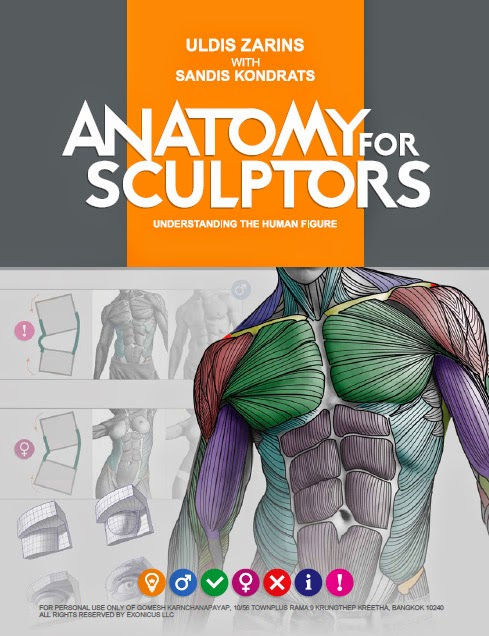 How To Draw Library: Anatomy for the artist