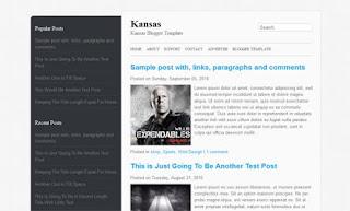 blogger template