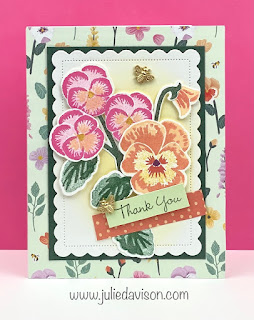 Stampin' Up! Pansy Patch Catalog CASE ~ 2021-2022 Annual Catalog ~ www.juliedavison.com #stampinup #pansypatch #pansypetals