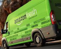 Amazon Fresh è arrivato in Italia e ti consegna la tua spesa online in poche ore ! Ecco dove e cosa si può comprare