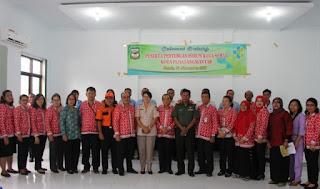 Pertemuan Forum Kota Sehat 2017, Membuat Kota siantar Bersih, Aman nyaman dan Sehat untuk Dihuni