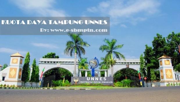 Universitas Negeri Semarang atau UNNES mempunyai aktivitas studi saintek dan juga soshum DAYA TAMPUNG SBMPTN UNNES 2018/2019