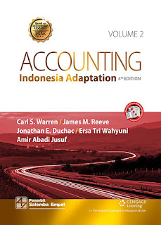 Accounting (Indonesia Adaptation) 4th Edition Vol 2