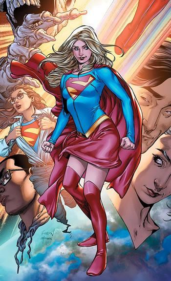 Supergirl en cómics