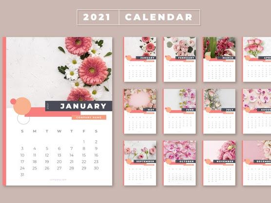 calendario roral 2021