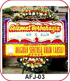 Toko Bunga Papan Rawa Belong Delivery