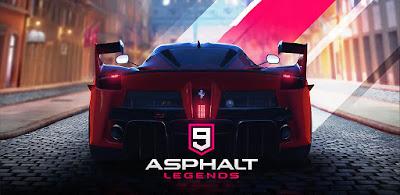Asphalt 9 Legends Android + Mod