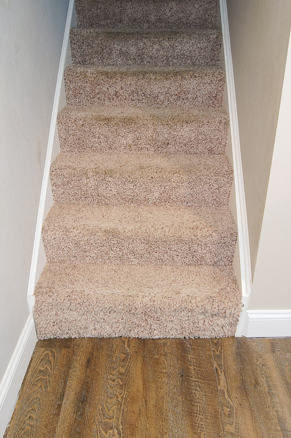 From Carpet To Hardwood How To Easily Transform Your Stairs   Carpet For Basement Stairs   Exterior   Finishing   Navy Blue   Herringbone   Berber