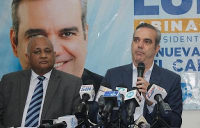 Candidato presidencial del Partido Revolucionario Moderno se opone a venta de Punta Catalina