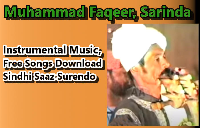 Muhammad Faqeer, Sarinda, Instrumental Music, Songs Download