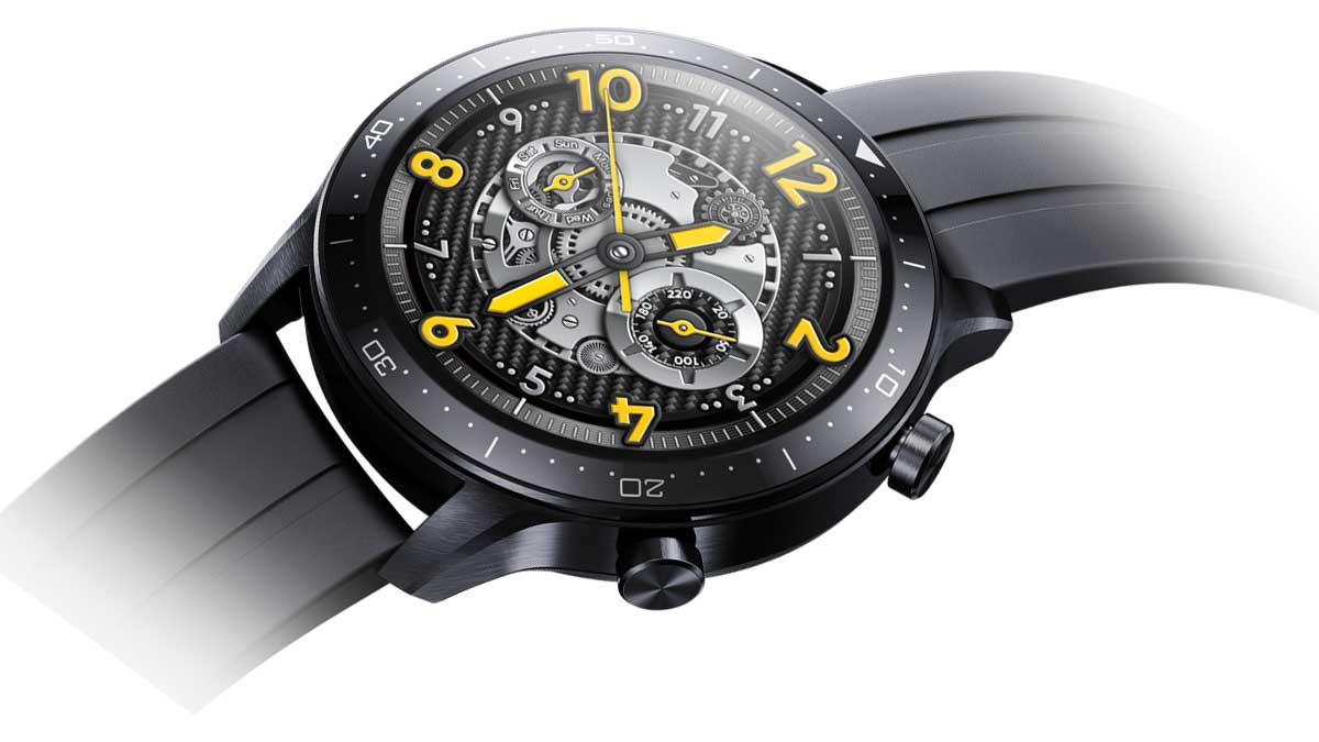 مراجعة ميزات ساعة Realme Watch S Pro
