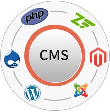 CMS management