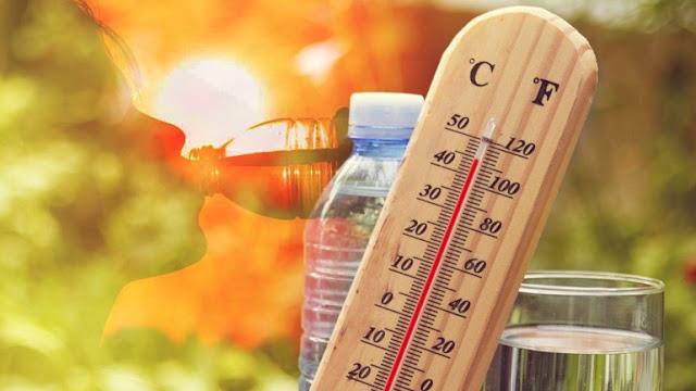Καιρός: Καύσωνας με νέα 40αρια την Τρίτη 10/8