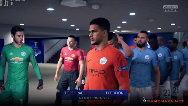 FIFA 19 Gameplay Screenshot 5