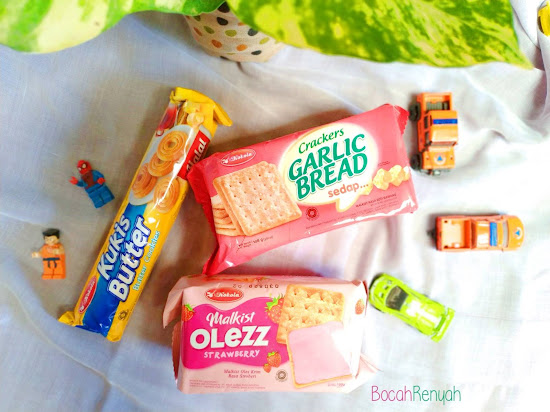 Kokola Biskuit Halal dan Aman