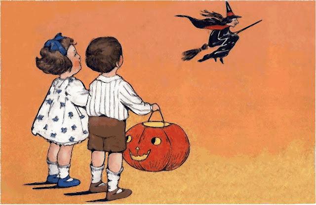 Halloween de niños