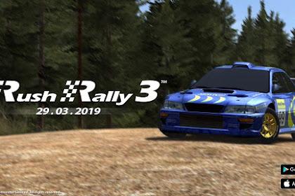 Rush Rally 3 v1.61 Mod Apk