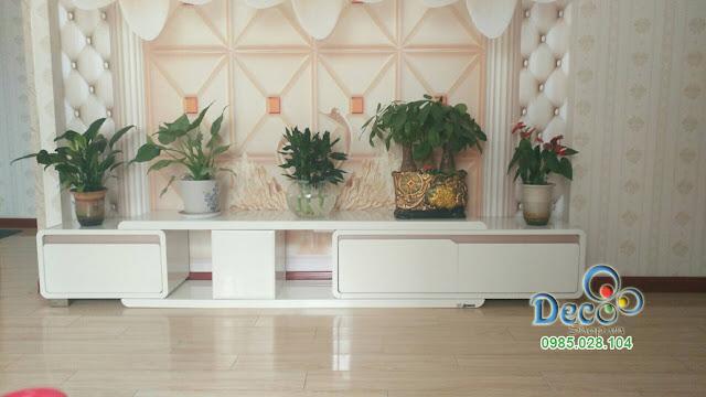 Kệ Tivi Đẹp Để Sàn Deco DB03-1