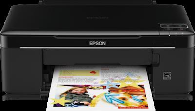 Epson Stylus TX133 Driver Download