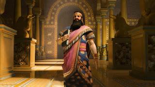 storia degli assiri, il re assurbanipal