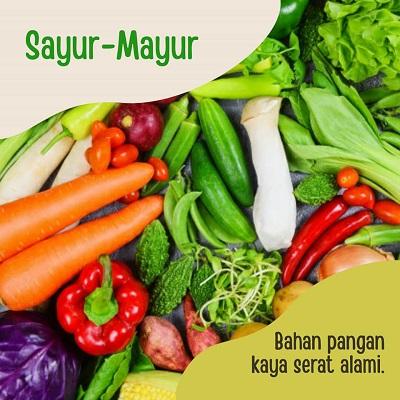 sayur-mayur