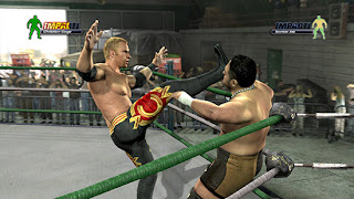 TNA Impact Wrestling (X-BOX360) 2008