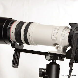 The basic Long Lens Support Bracket idea (Part 2)