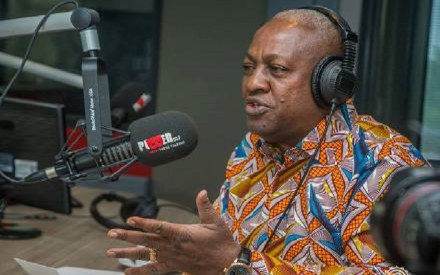 Mahama urges Nana Addo to collect GHS51m Woyome cash